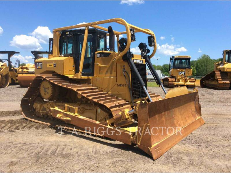 CATERPILLAR TRACK TYPE TRACTORS D6TLGP AG equipment  photo 2