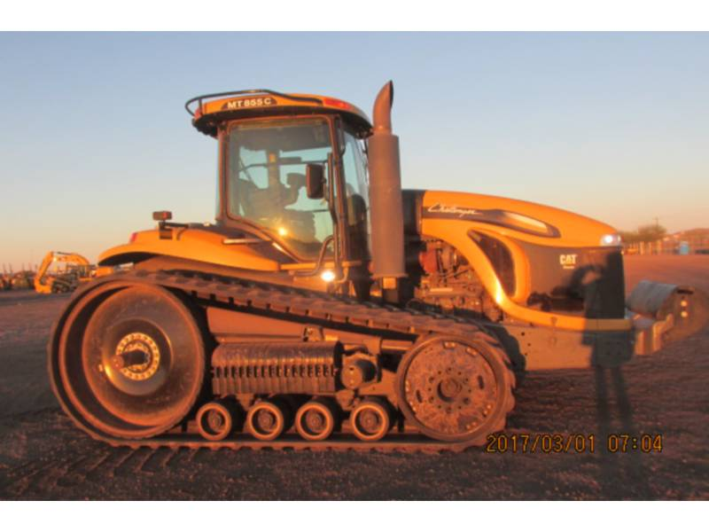 CATERPILLAR CIĄGNIKI ROLNICZE MT855C equipment  photo 2