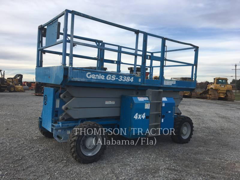 GENIE INDUSTRIES LEVANTAMIENTO - TIJERA GS3384G2 equipment  photo 1