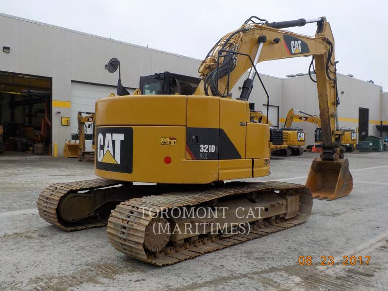 CATERPILLAR EXCAVADORAS DE CADENAS 321 D LCR equipment  photo 4