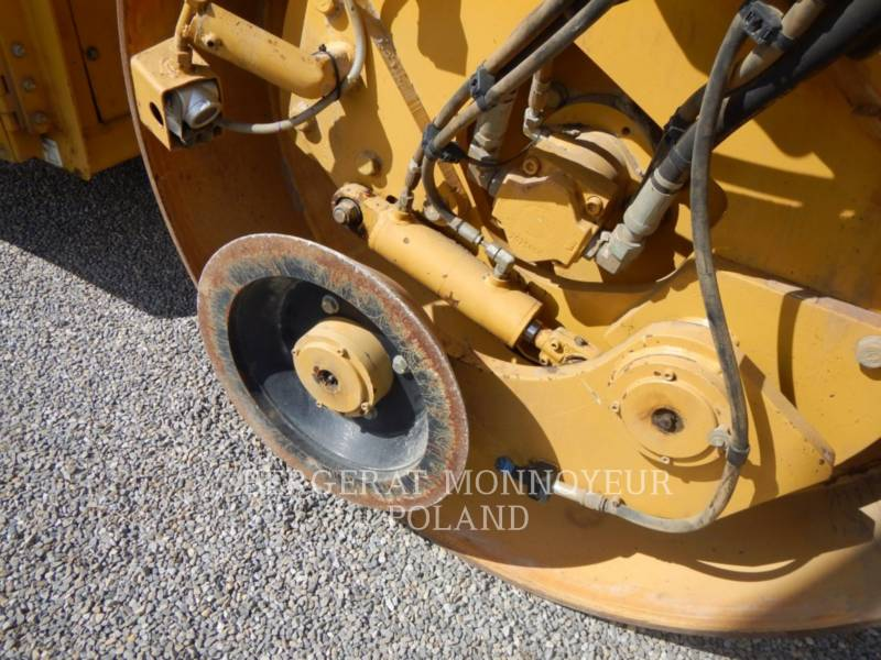 CATERPILLAR TANDEMOWY WALEC WIBRACYJNY DO ASFALTU (STAL-STAL) CD54 equipment  photo 7