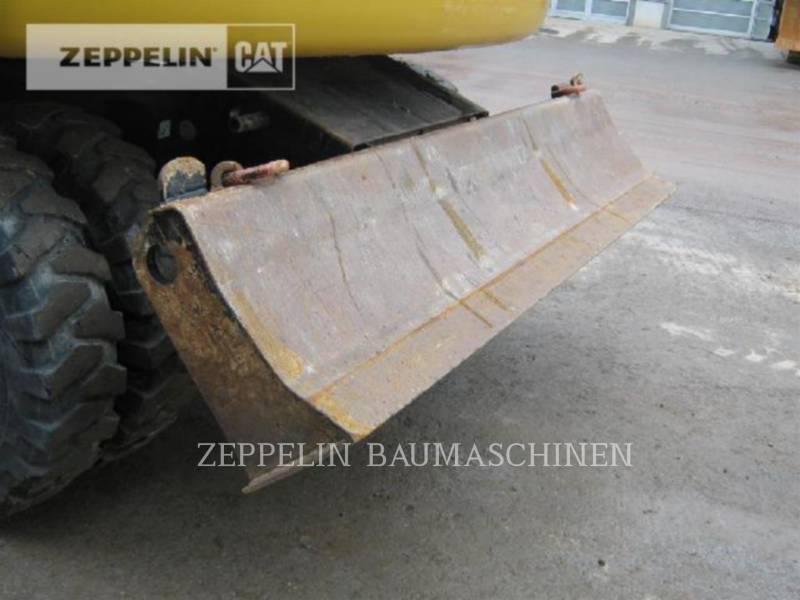 CATERPILLAR WHEEL EXCAVATORS M313D equipment  photo 14