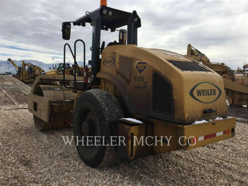 CATERPILLAR COMPACTEURS VIBRANTS, MONOCYLINDRE CS54B C110 equipment  photo 4