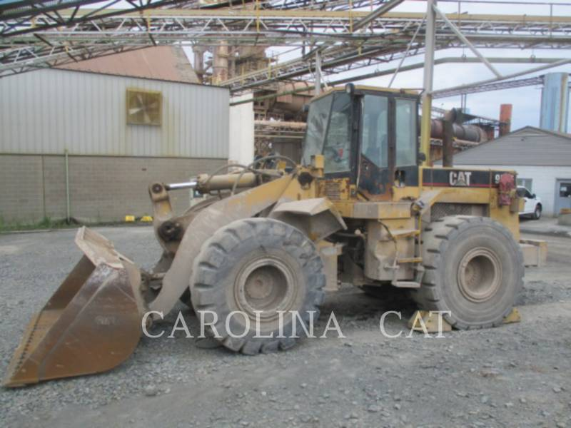 CATERPILLAR WHEEL LOADERS/INTEGRATED TOOLCARRIERS 950F II equipment  photo 2