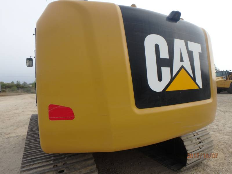 CATERPILLAR EXCAVADORAS DE CADENAS 323FL equipment  photo 23