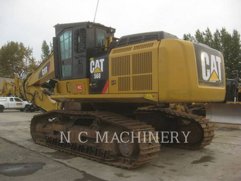 CATERPILLAR MÁQUINA FORESTAL 568 equipment  photo 4