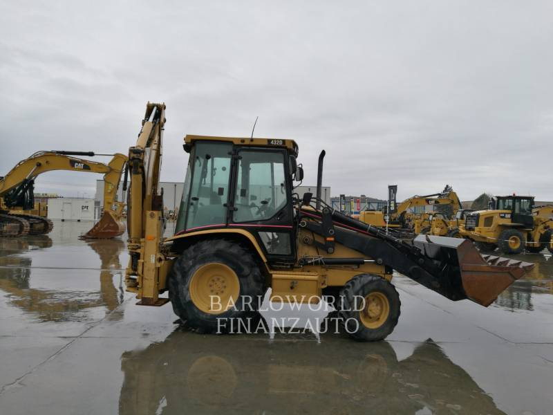 CATERPILLAR KOPARKO-ŁADOWARKI 432DAA equipment  photo 1