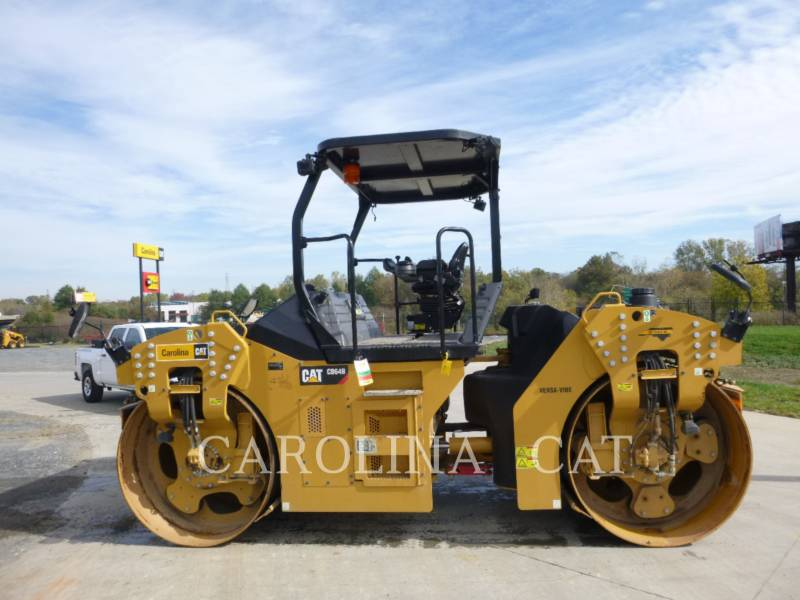 CATERPILLAR COMPACTORS CB64B equipment  photo 1