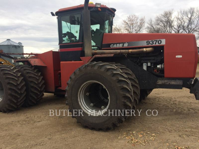 CASE/INTERNATIONAL HARVESTER LANDWIRTSCHAFTSTRAKTOREN 9370 equipment  photo 2
