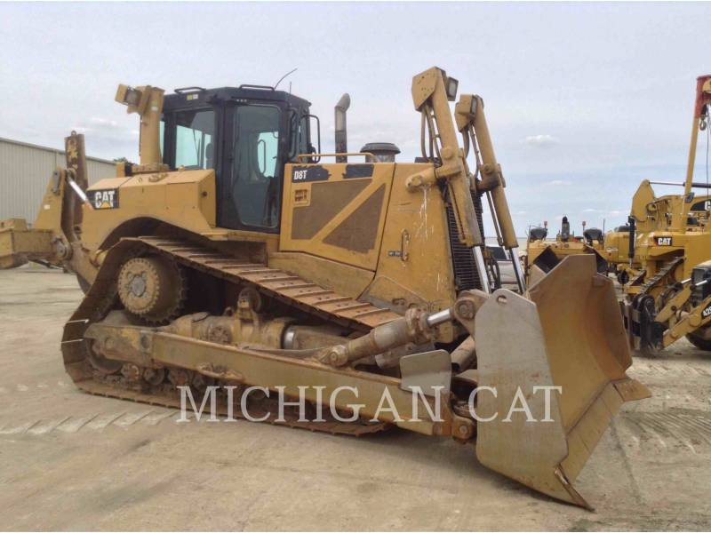CATERPILLAR KETTENDOZER D8T CR equipment  photo 2