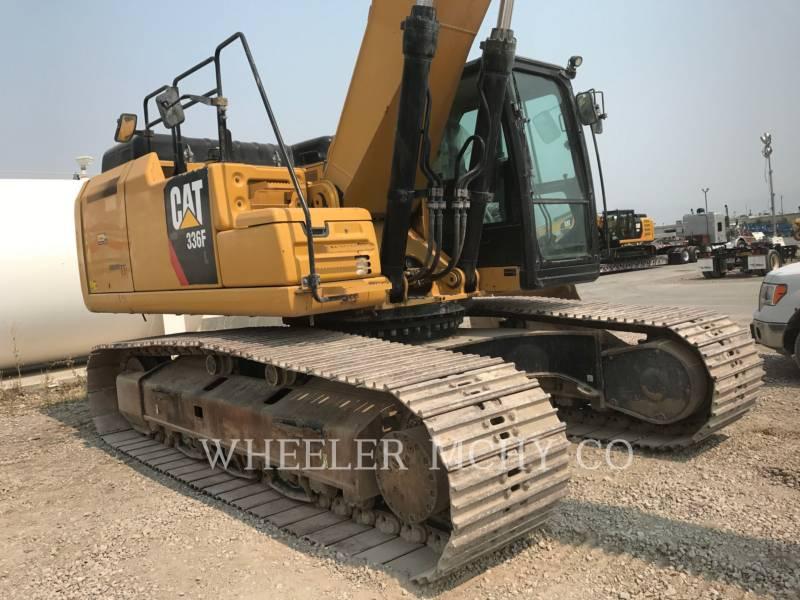 CATERPILLAR トラック油圧ショベル 336F L equipment  photo 3