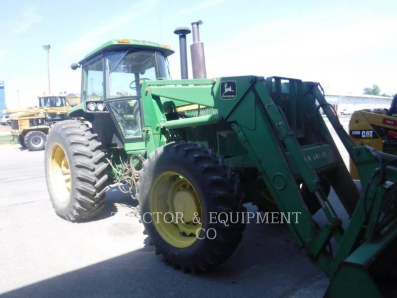 JOHN DEERE AG TRACTORS 4555 equipment  photo 7