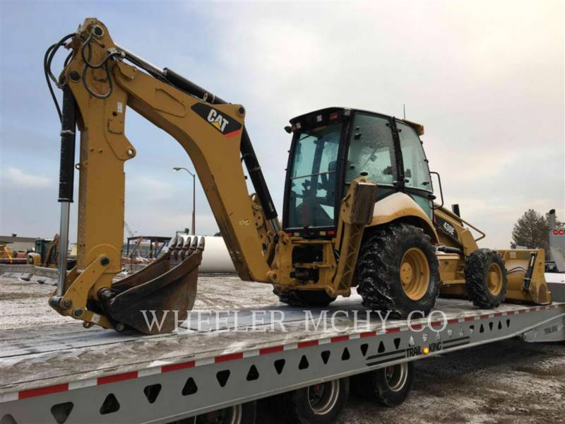 CATERPILLAR BACKHOE LOADERS 430E E MP equipment  photo 3