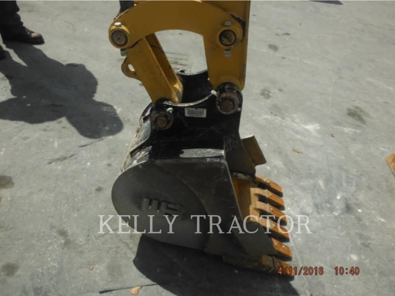 CATERPILLAR トラック油圧ショベル 303ECR equipment  photo 5