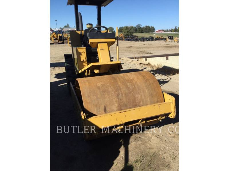 CATERPILLAR WT - COMPACTOR CS-323C equipment  photo 2