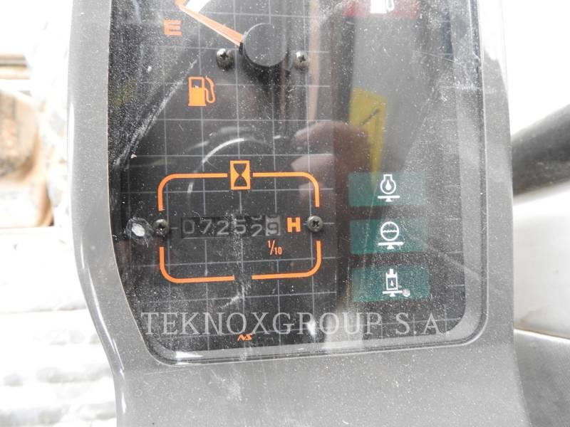 FIAT / HITACHI WHEEL EXCAVATORS FH200W equipment  photo 3