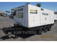 SULLAIR COMPRESSEUR A AIR 1600HF DTQ-CA3 equipment  photo 1