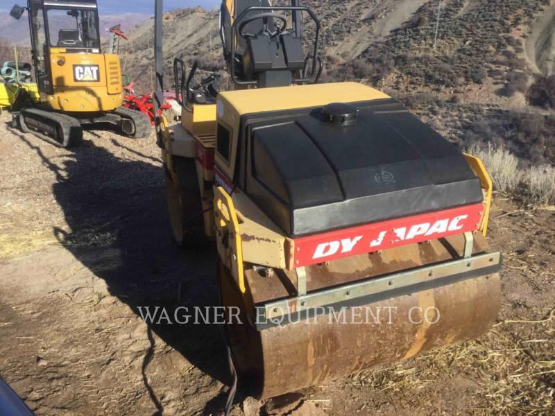 DYNAPAC VERDICHTER CC142 equipment  photo 2