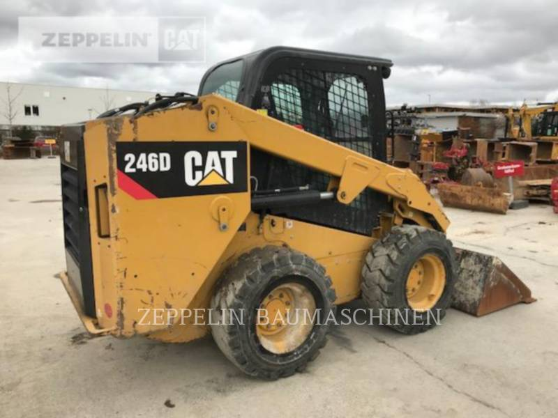 CATERPILLAR CHARGEURS COMPACTS RIGIDES 246 equipment  photo 7