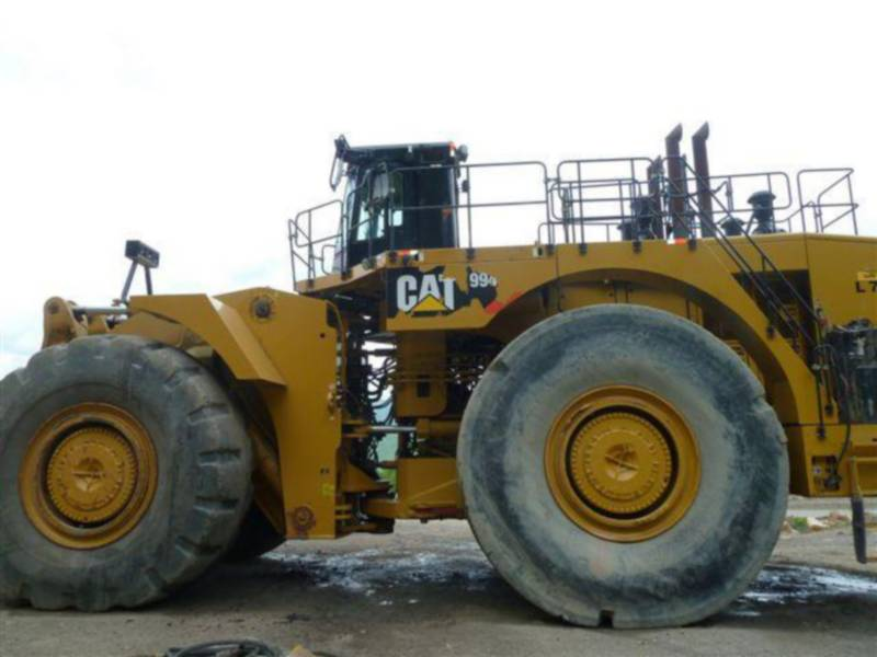 CATERPILLAR CARGADORES DE RUEDAS 994F equipment  photo 11