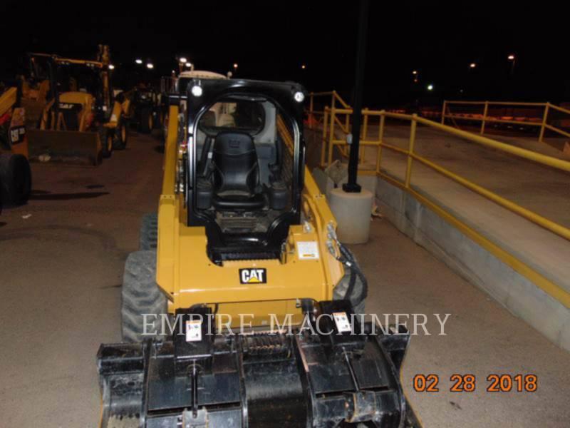 CATERPILLAR MINICARGADORAS 262D equipment  photo 4