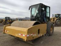 CATERPILLAR COMBINATION ROLLERS CS74 equipment  photo 2