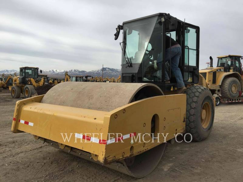 CATERPILLAR COMPACTEURS MIXTES CS74 equipment  photo 2