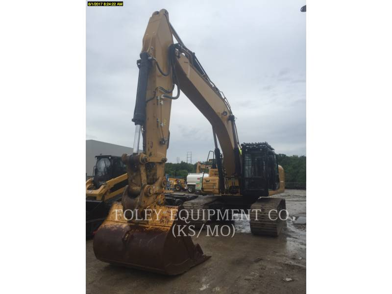 CATERPILLAR ESCAVADEIRAS 336FL10 equipment  photo 1