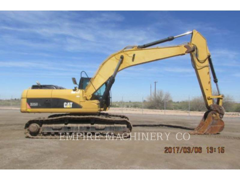 Caterpillar EXCAVATOARE PE ŞENILE 325DL equipment  photo 6