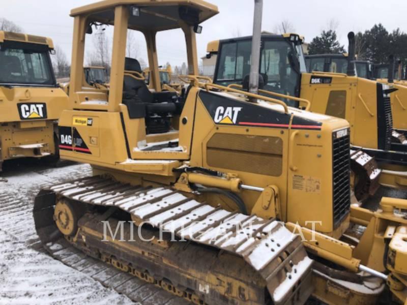 CATERPILLAR KETTENDOZER D4GL equipment  photo 8