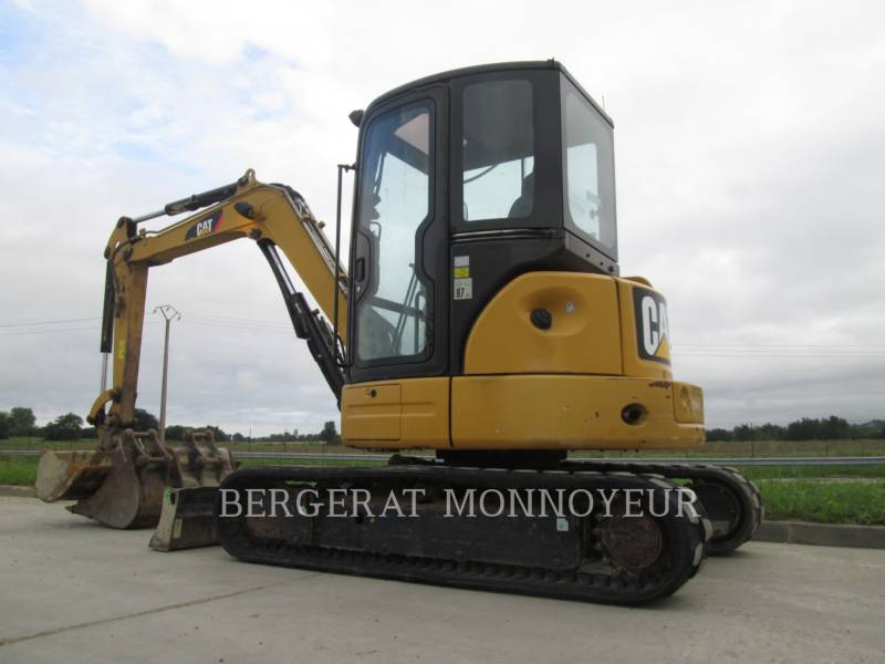 CATERPILLAR KETTEN-HYDRAULIKBAGGER 305.5E CR equipment  photo 4