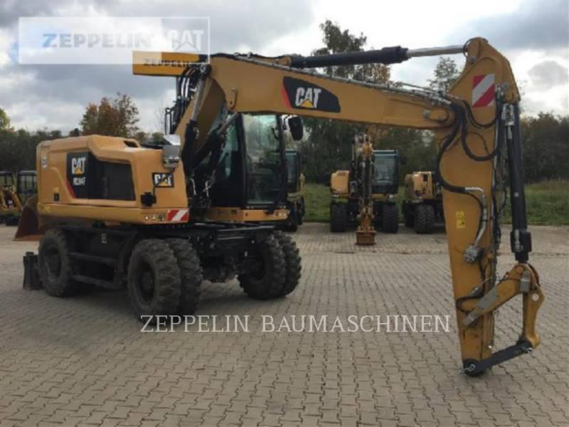 CATERPILLAR MOBILBAGGER M314F equipment  photo 2