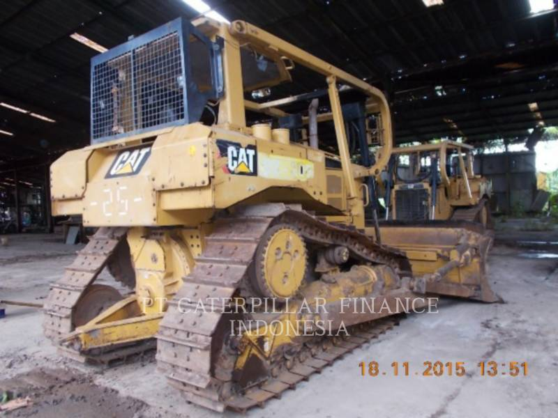 Caterpillar TRACTOR MINIER CU ŞENILE D6RXL equipment  photo 5