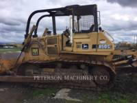 Equipment photo DEERE & CO. 850C LGP TRACK TYPE TRACTORS 1