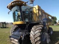 Equipment photo AGCO-CHALLENGER CH670 COMBINES 1