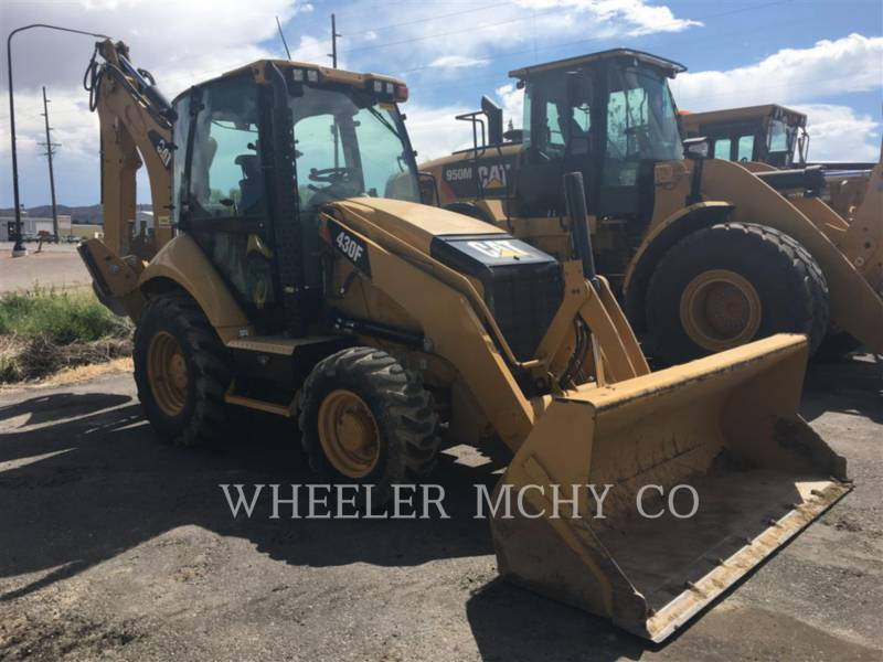 CATERPILLAR RETROEXCAVADORAS CARGADORAS 430F E equipment  photo 2
