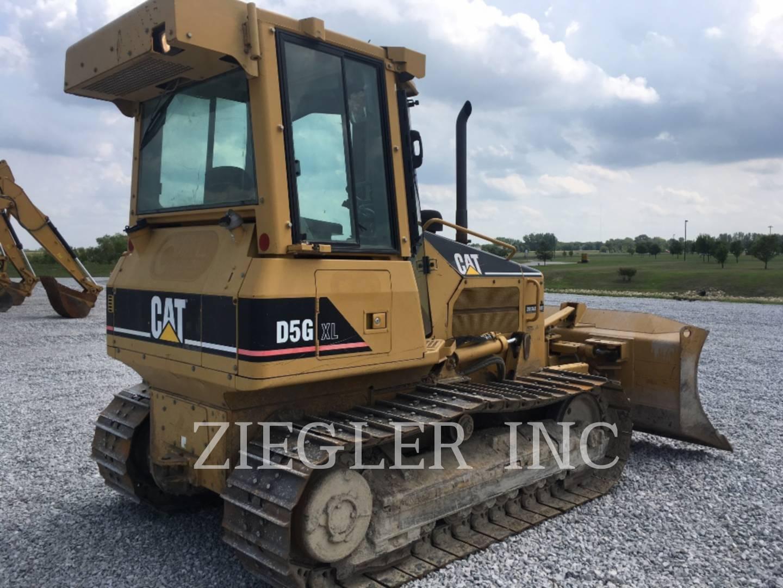 Detail photo of 2004 Caterpillar D5G XL from Construction Equipment Guide
