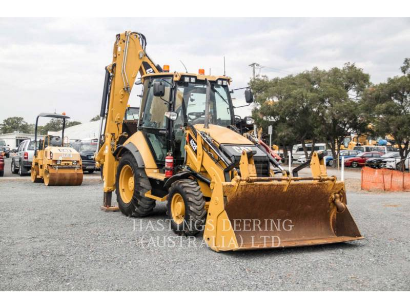 CATERPILLAR RETROEXCAVADORAS CARGADORAS 432F equipment  photo 3