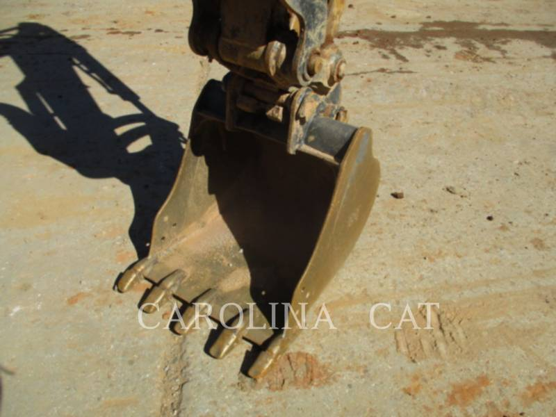 CATERPILLAR TRACK EXCAVATORS 305.5E2CBT equipment  photo 9