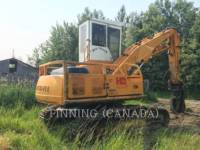 HYUNDAI FORESTRY - LOG LOADERS 210LC-3 equipment  photo 3