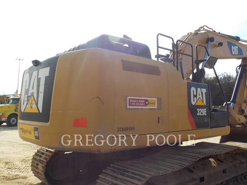 CATERPILLAR PELLES SUR CHAINES 329EL equipment  photo 11