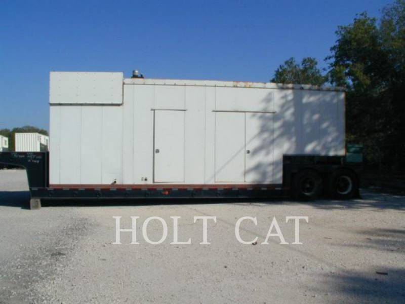 CATERPILLAR MODULES D'ALIMENTATION 600KW equipment  photo 1