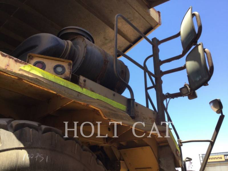 CATERPILLAR TOMBEREAUX DE CHANTIER 773 F equipment  photo 11