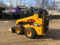 CATERPILLAR SKID STEER LOADERS 242D equipment  photo 3