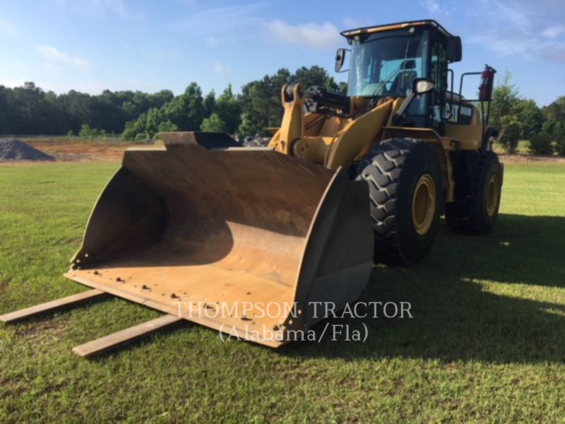 CATERPILLAR RADLADER/INDUSTRIE-RADLADER 966M equipment  photo 1