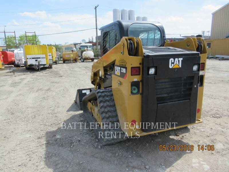 CATERPILLAR MULTI TERRAIN LOADERS 239D equipment  photo 5