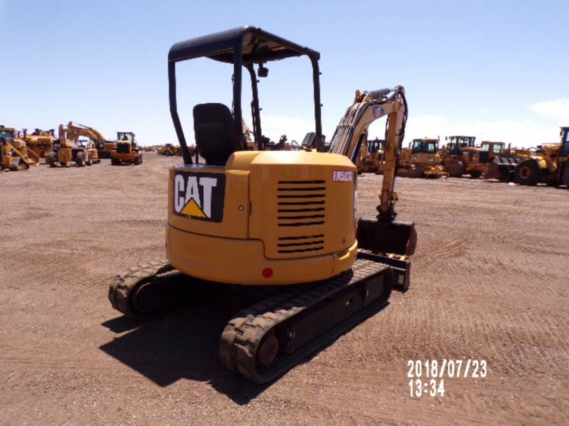 CATERPILLAR TRACK EXCAVATORS 303.5 E2 CR equipment  photo 5