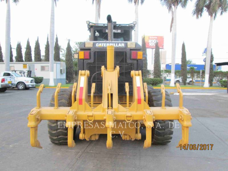 CATERPILLAR MOTORGRADER 140 M VHP equipment  photo 4