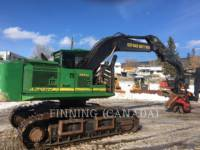 JOHN DEERE Forestal - Procesador 2454D equipment  photo 2