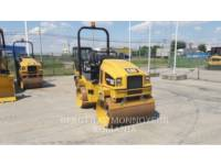 CATERPILLAR TANDEMOWY WALEC WIBRACYJNY DO ASFALTU (STAL-STAL) CB32BLRC equipment  photo 5